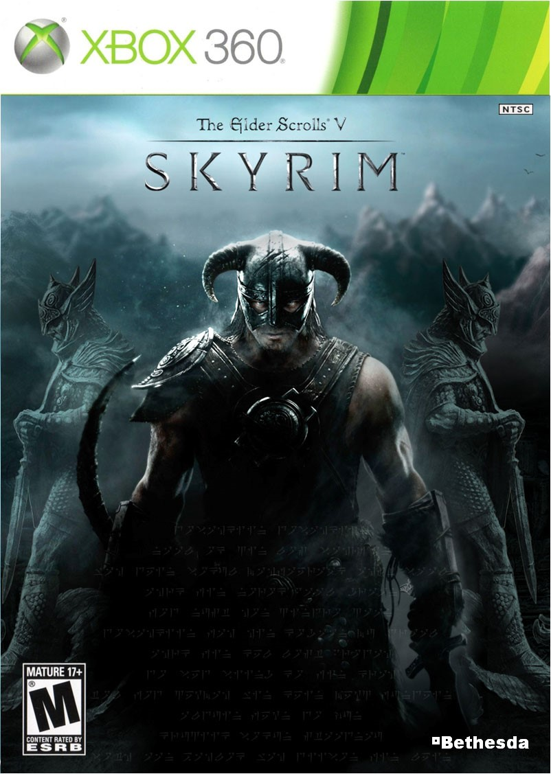 XBOX 360 |81| The Elder Scrolls V: Skyrim