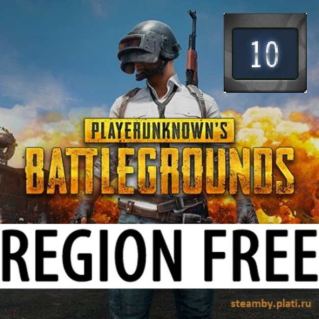 PLAYERUNKNOWN´S BATTLEGROUNDS PUBG (Region Free)