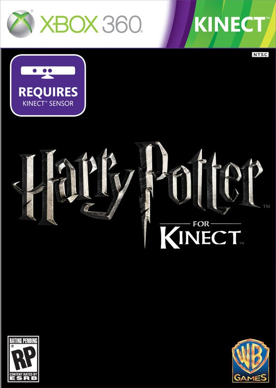 Harry Potter for Kinect XBOX 360
