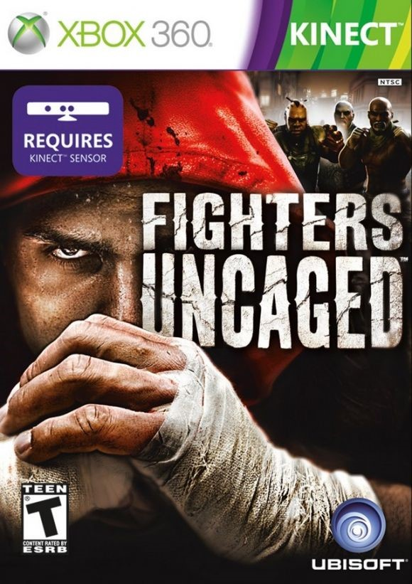 XBOX 360 |70| Fighters Uncaged + Skyrim + Rapala®Kinect