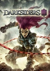 Darksiders III: Deluxe Edition (Steam KEY) + ПОДАРОК