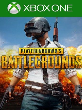 PLAYERUNKNOWN'S BATTLEGROUNDS (PUBG) XBOX ONE/GLOBAL