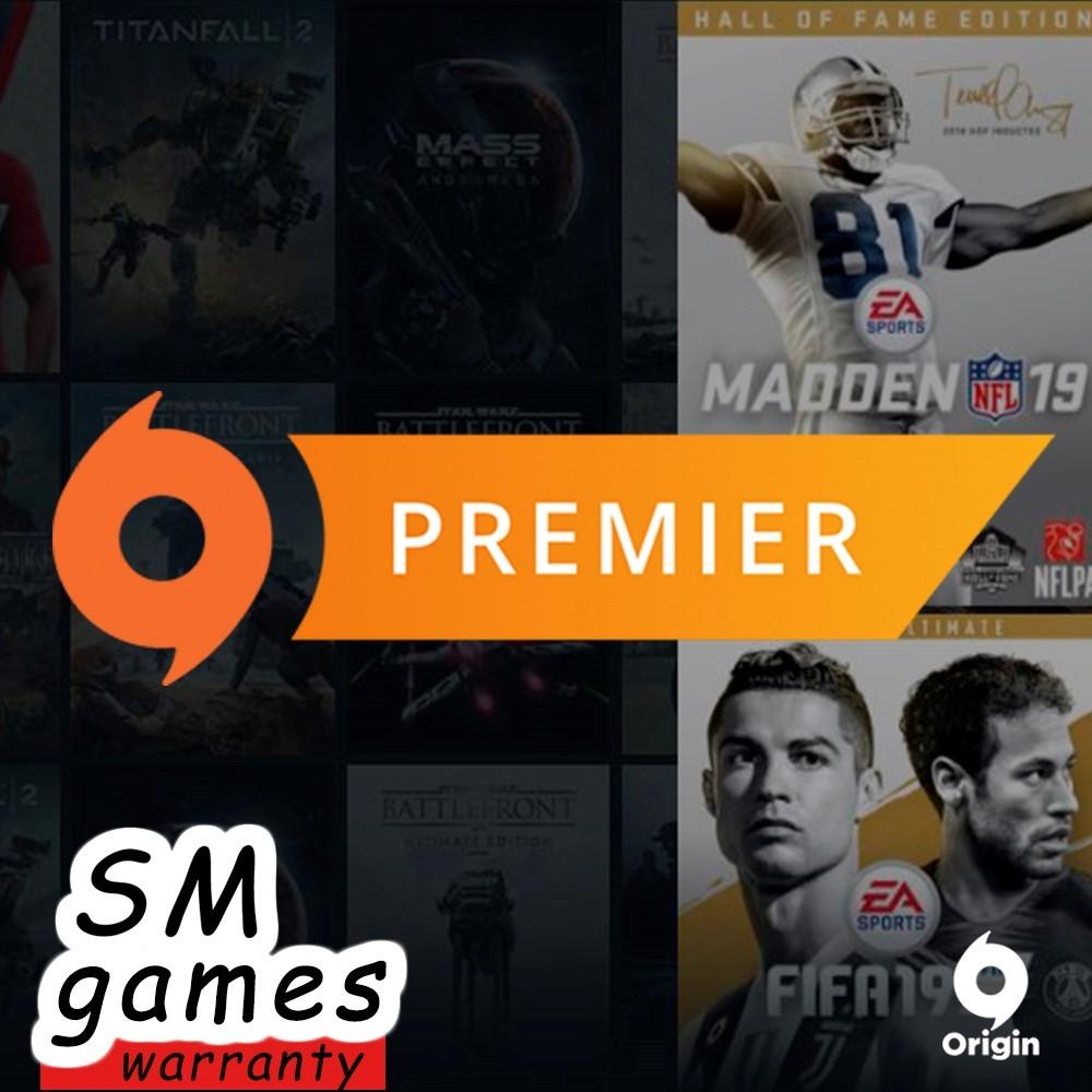 ORIGIN ACCESS PREMIER | FIFA+BFV+GAMES | CASHBACK⚽