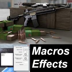 Макросы для PUBG (M416) - macros effects