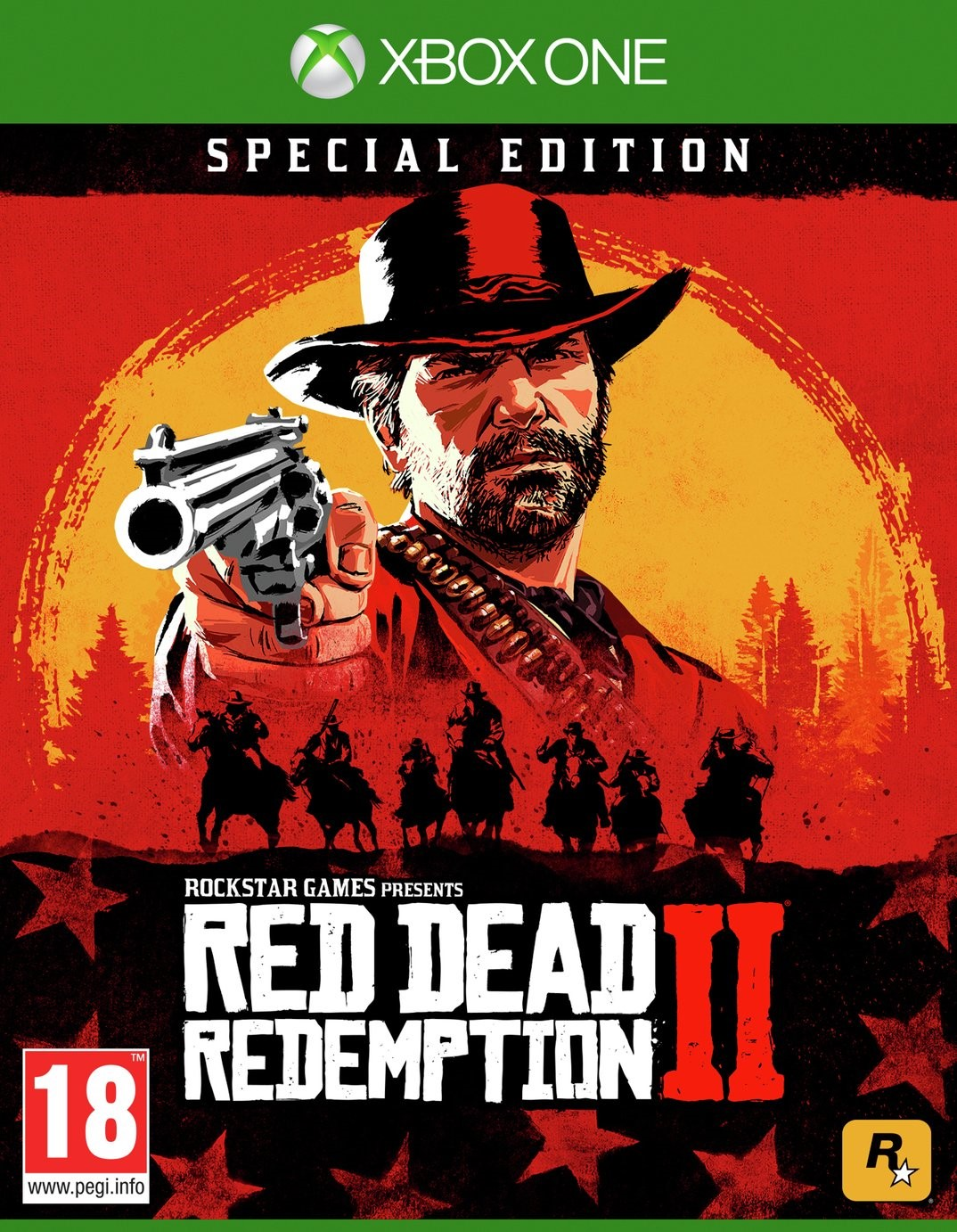 Red Dead Redemption 2 Special Edition Xbox One Офлайн