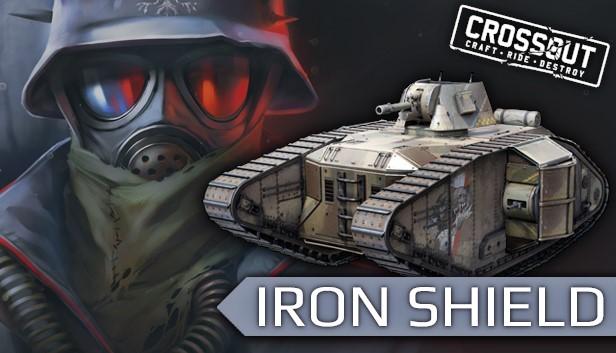 Crossout - Iron Shield Pack Steam RU