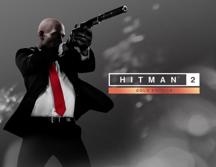 Hitman 2 Золотое издание (Steam key) -- RU