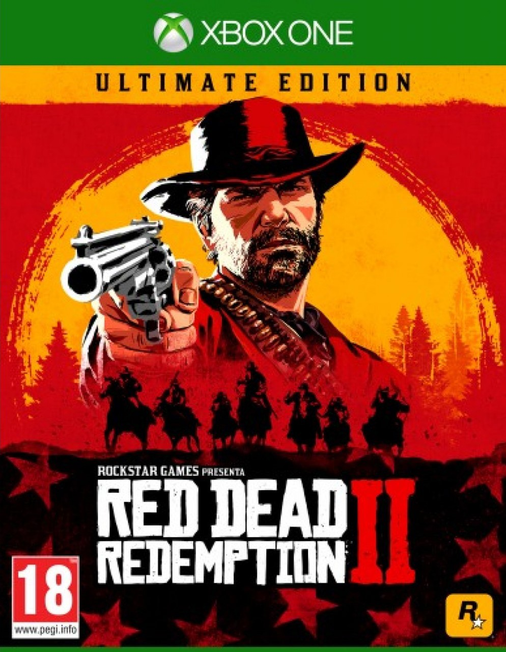Red Dead Redemption 2 Ultimate Xbox ONE АРЕНДА 🔥