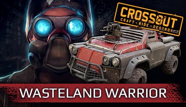Crossout - Wasteland Warrior Pack (Steam Gift   RU+CIS)