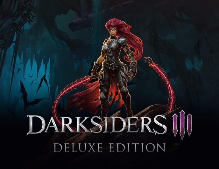 Darksiders III Deluxe Edition (Steam key) -- RU