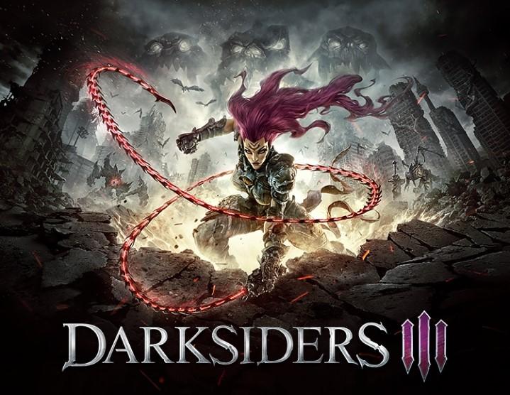 Darksiders III (Steam key) -- RU