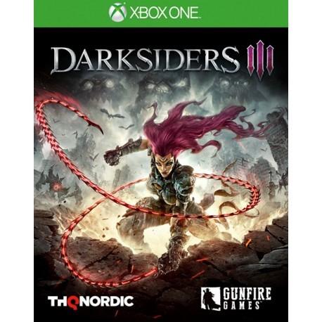 Darksiders 3 (П1) / XBOX ONE / АККАУНТ