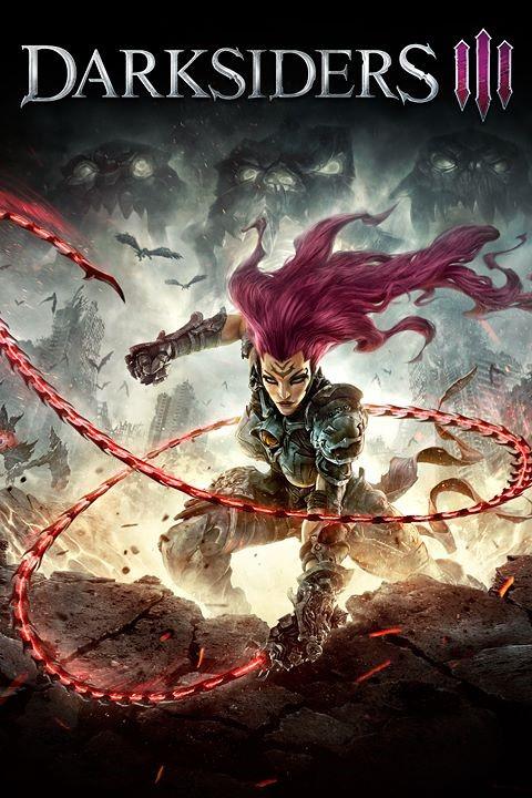 Darksiders III - Standard Edition | Xbox ONE | Aренда