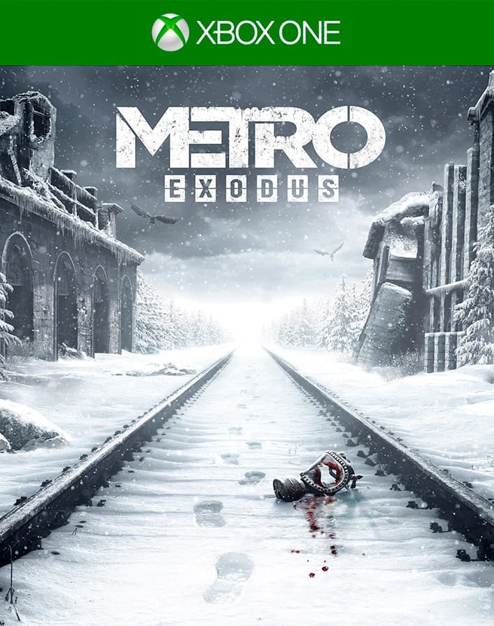 01. Metro Exodus XBOX ONE
