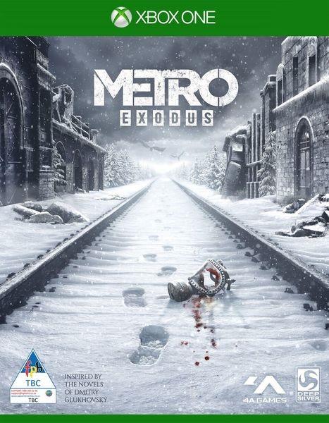Metro Exodus / XBOX ONE / АККАУНТ