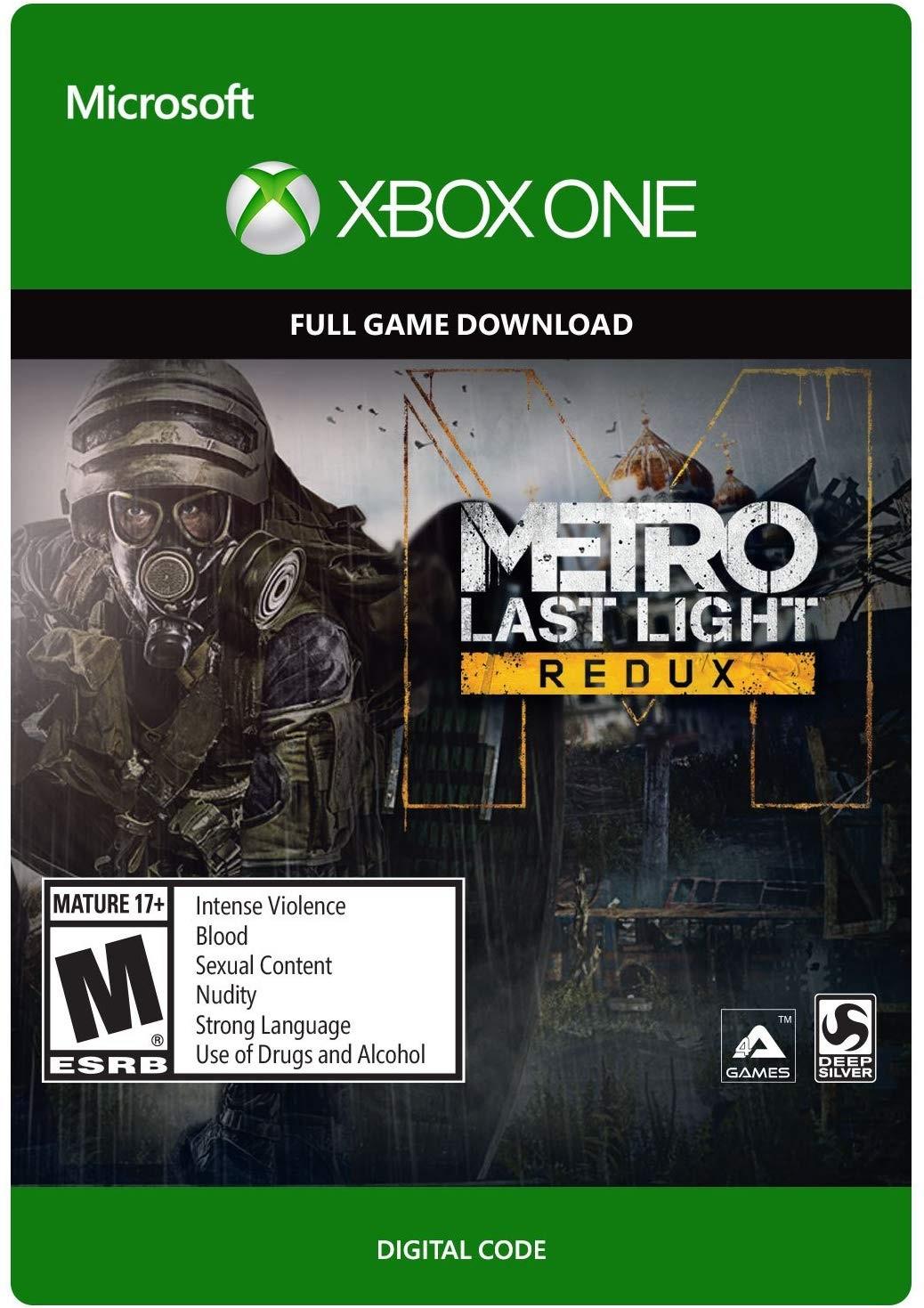 КОД - TR | Metro: Last Light Redux | XBOX ONE