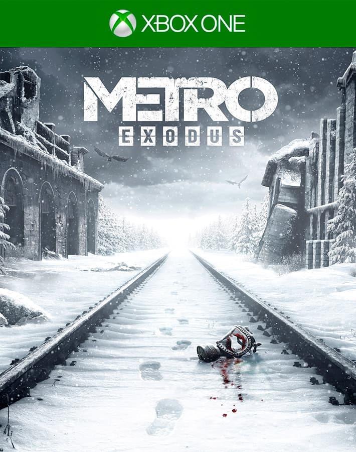 Metro Exodus | Xbox ONE | АРЕНДА 🔥