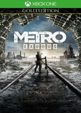 Metro Exodus Gold Edition Xbox One ⭐⭐⭐
