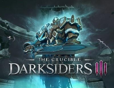 Darksiders III: DLC The Crucible (Steam KEY) + ПОДАРОК