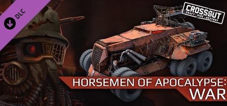 Crossout - Horsemen of Apocalypse: War (Steam Gift RU)