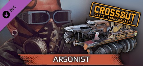 Crossout - Arsonist Pack DLC (Steam Gift RU)
