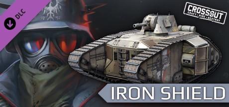 Crossout - Iron Shield Pack DLC (Steam Gift RU)
