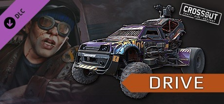 Crossout - Drive Pack DLC (Steam Gift RU)