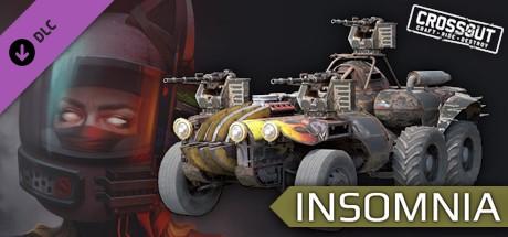 Crossout — Insomnia Pack DLC (Steam Gift RU)