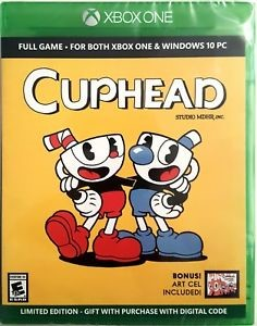 Founded goods by term 'cuphead' on the site Zaplaty Market