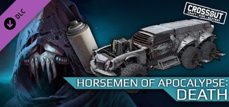 Crossout - Horsemen of Apocalypse: Death DLC