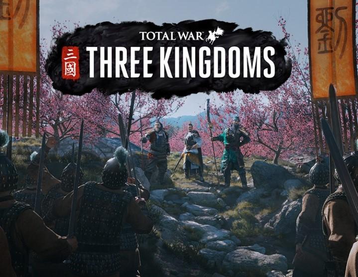 TOTAL WAR - THREE KINGDOMS (КЛЮЧ STEAM/РОССИЯ И СНГ)