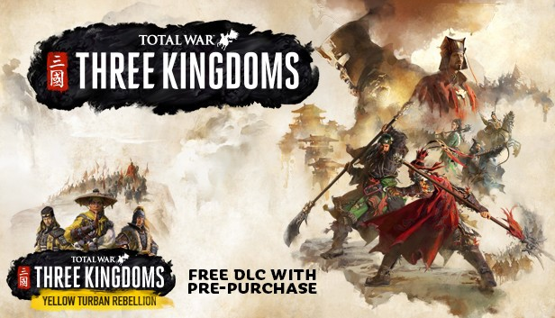 Total War: THREE KINGDOMS (Steam Gift,RU)
