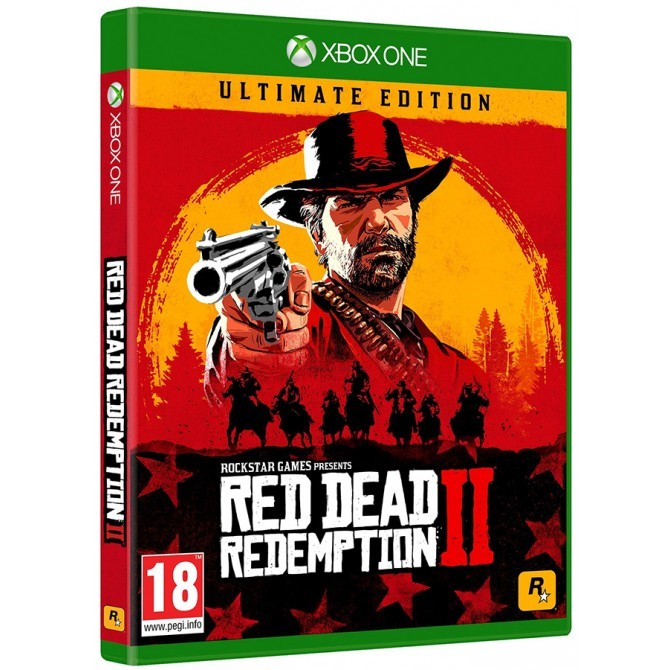 Red Dead Redemption 2 Ultimate Edition(XBOX ONE)🎮🧨