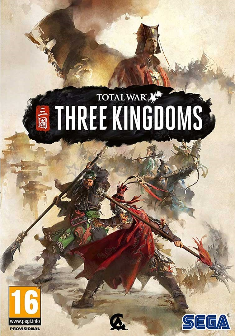 TOTAL WAR: THREE KINGDOMS (EU) | STEAM | ПОДАРОК