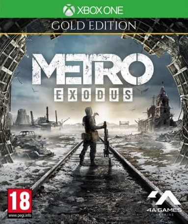 24 | Metro Exodus Gold Edition | XBOX ONE