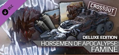 Crossout - Horsemen of Apocalypse: Famine (Deluxe Edition) Steam RU KZ CIS