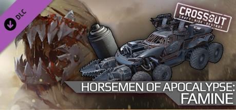 Crossout - Horsemen of Apocalypse: Famine Steam RU KZ CIS