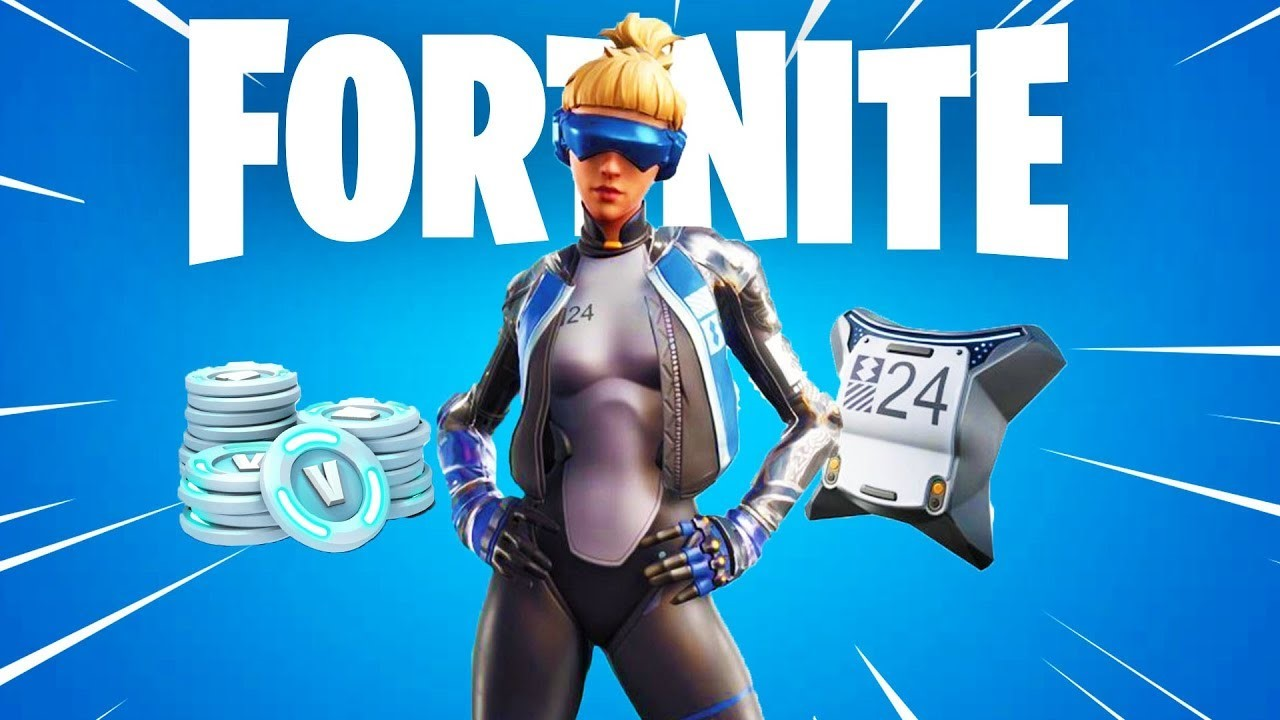 Fortnite скин Neo Versa + 500 V-Bucks ps4 EU/RU