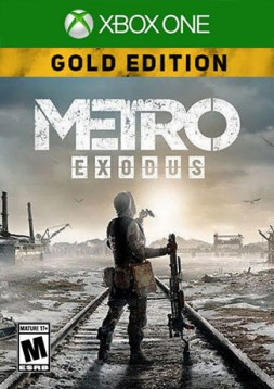 Metro Exodus (Исход) Gold Edition XBOX ONE | СКИДКИ🔥