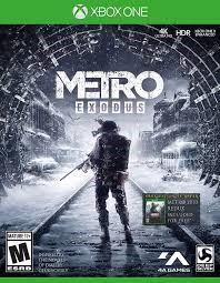 Metro Exodus | Метро Исход | Xbox One + СКИДКА 💙