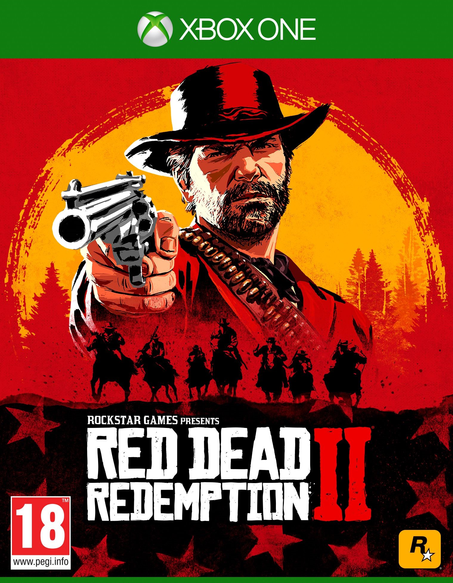 01. Red Dead Redemption 2 XBOX ONE