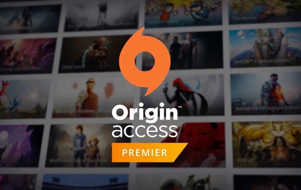Origin Access Premier (Origin account) Multilanguage
