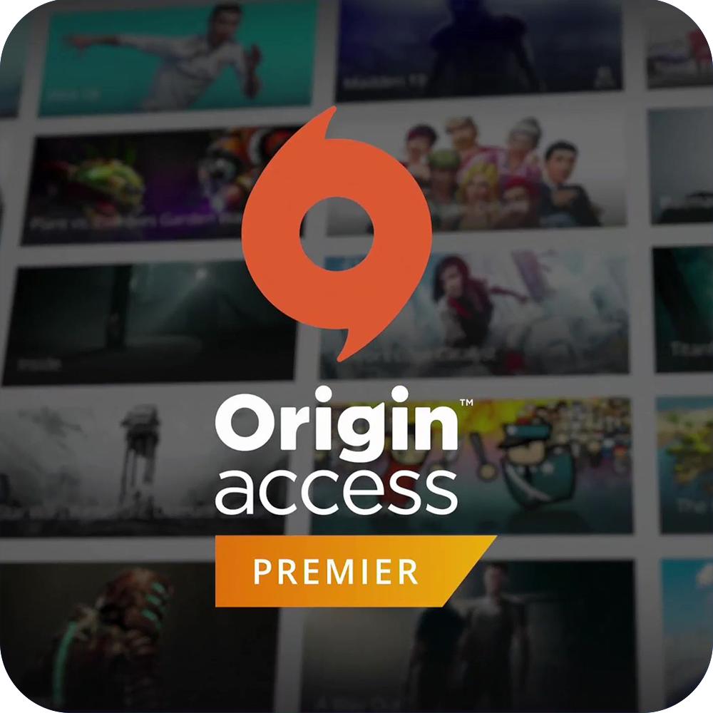 Origin • ПОДПИСКА PREMIER ACCESS • ДОСТУП К ПОЧТЕ