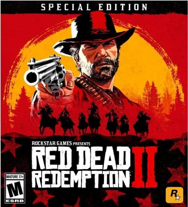 Red Dead Redemption 2 Special + ONLINE В НАЛИЧИИ