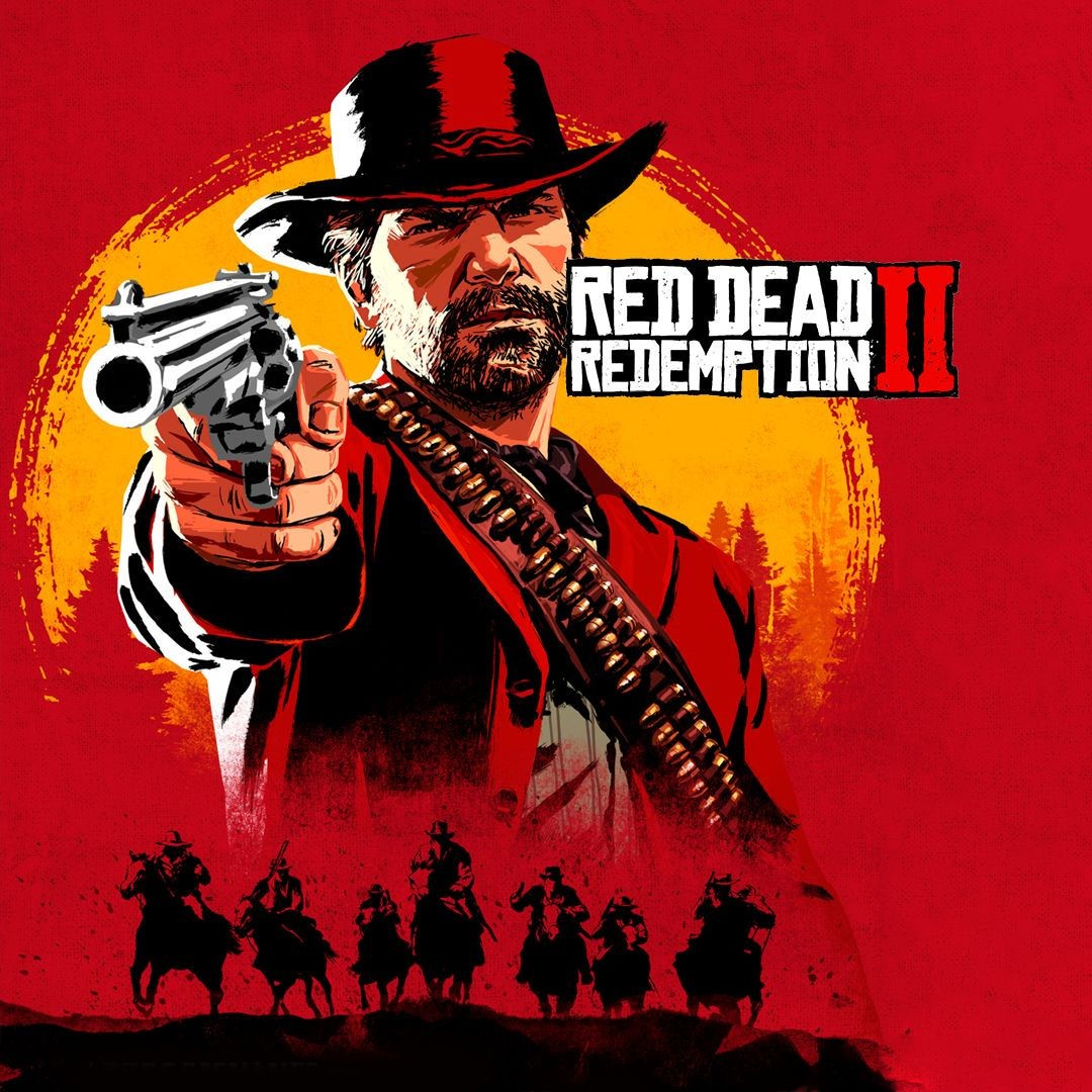 RED DEAD REDEMPTION 2 EPIC GAMES ОНЛАЙН