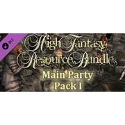 RPG Maker - High Fantasy Main Party Pack(Steam Key/ROW)
