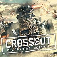 Crossout Beta Account Аккаунт с Уникальными Бонусами
