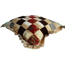 Production of decor. Mosaic pillow (type 2)