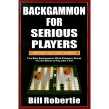 Best Books of the Bill Roberti on the game of backgammon, in Russian