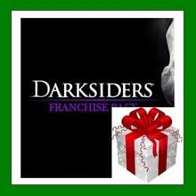 Darksiders Franchise Pack - Steam Key RU-CIS-UA